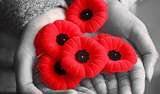 REMEMBRANCE DAY GIFT BASKETS