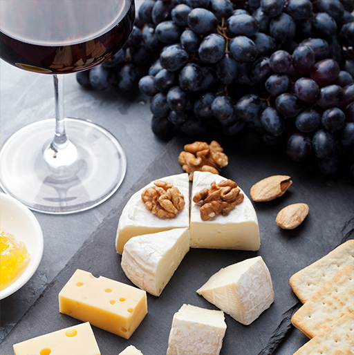 Our Wine & Cheese Gift Ideas for Mom & Dad