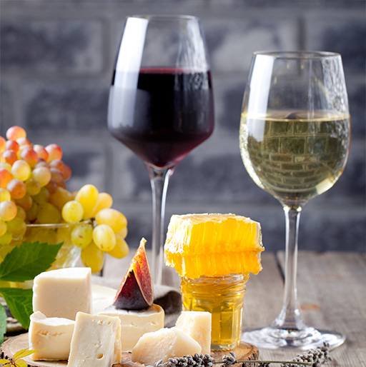 Our Wine & Cheese Gift Ideas for Friends